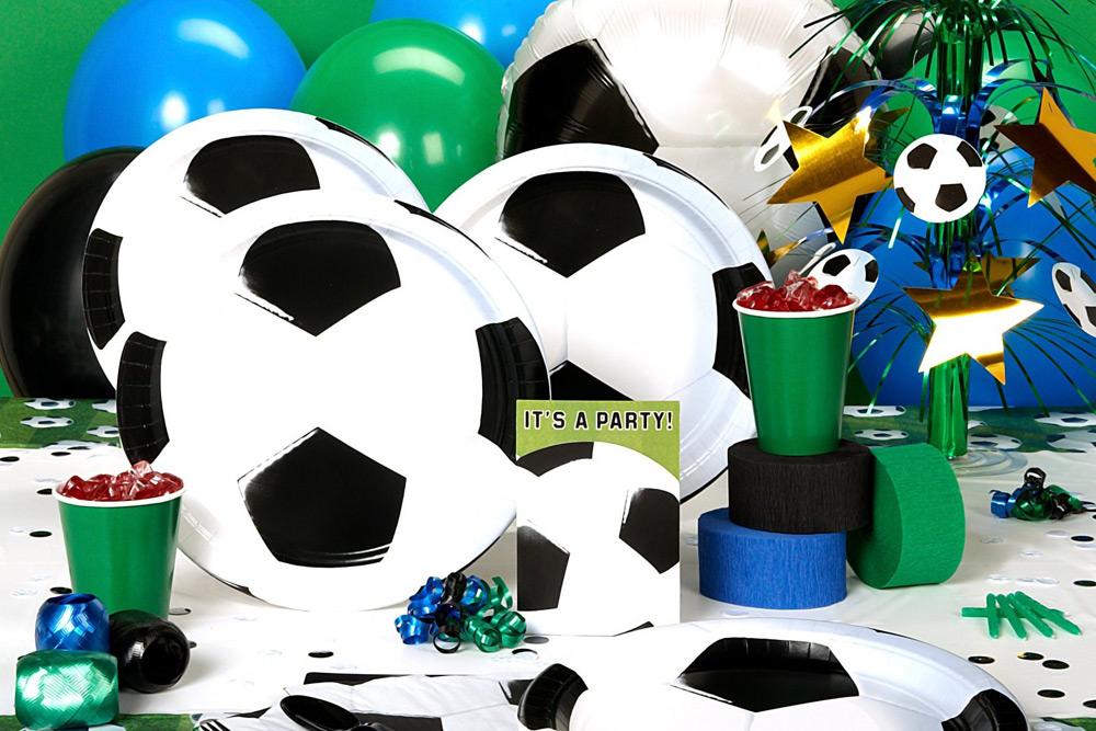 День рождения в стиле Футбольная вечеринка
